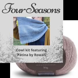 Four Seasons Cowl Kit - Lustre