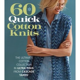 Cascade 60 More Quick  Cotton Knits