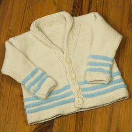 Appalachian Baby Design Blue Hill & Holler Cardigan Kit - 1014
