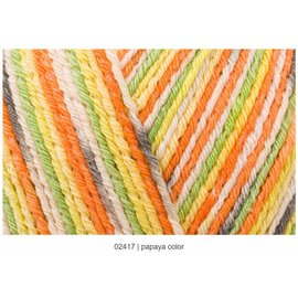 Regia Regia Cotton Color Tutti Frutti #02417 Papaya