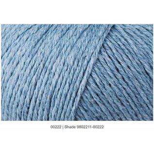 Rowan Cotton Cashmere - Faded Denim 222