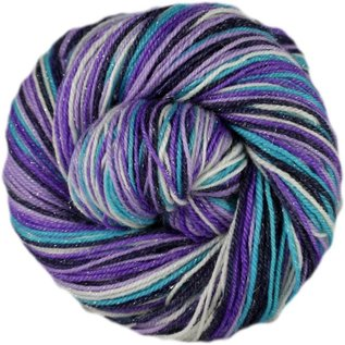 String Theory Colorworks Alloy Metallic Sock - Hydra