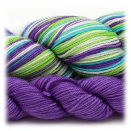 String Theory Colorworks Entanglement Sock Set - Isocyanic Acid