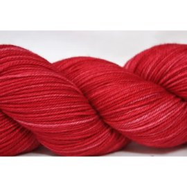 Squoosh Merino Cashmere Midi  - Cherry