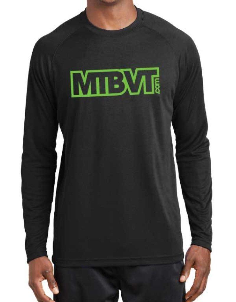 MTBVT Long Sleeve Tech Tee Jersey