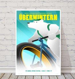 MTBVT Uberwintern 2019 MTBVT Limited Edition Digital Print 13x19