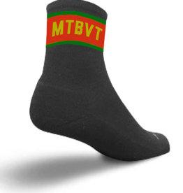MTBVT MTBVT Time Machine Sock Reggae Edition S/M