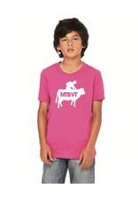 MTBVT MTBVT Youth Cow Rider Tee