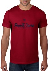 Ranch Camp Ranch Camp One Line Script Tee