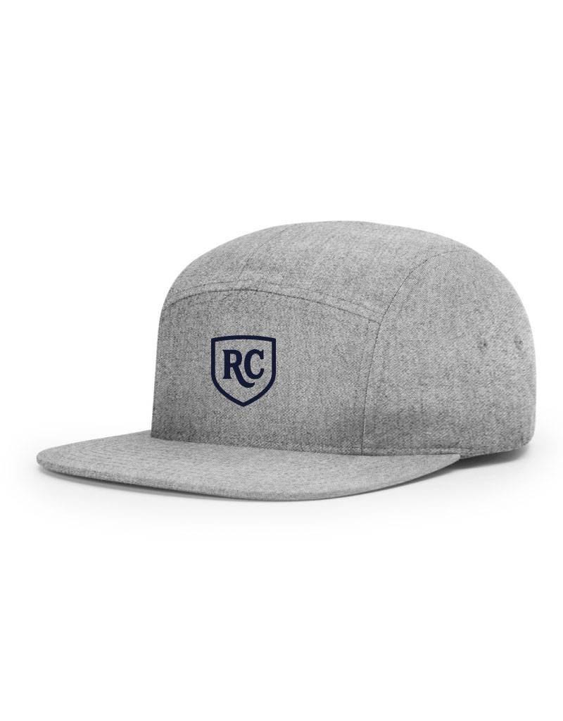Ranch Camp Hat Heather Grey