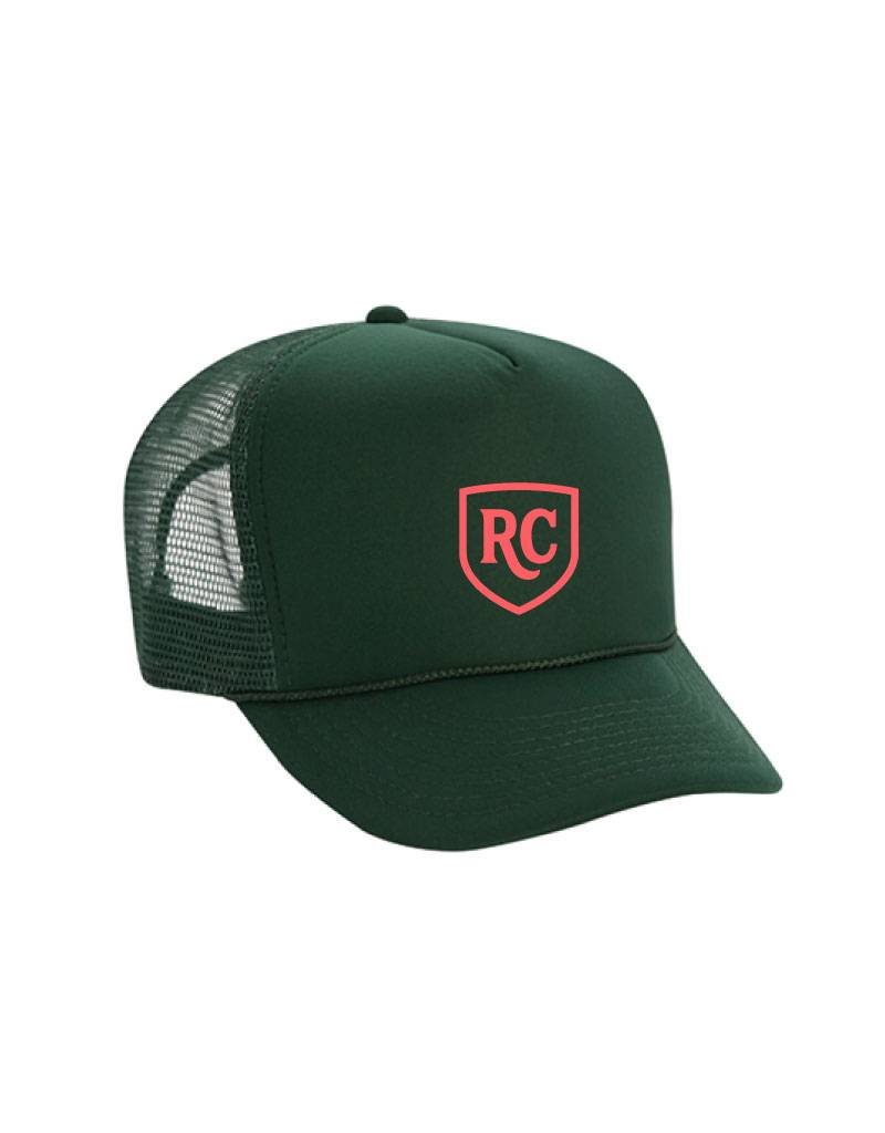 MTBVT Ranch Camp Logo Trucker Hat