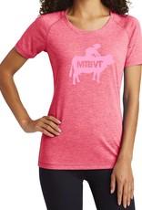 MTBVT WMNS Jersey Reg. Heather MTBVT Lady Cow