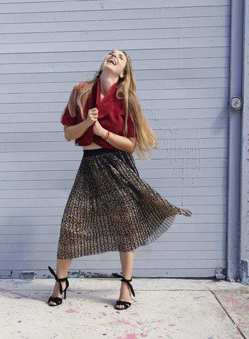 Liu.Jo Beatriz Long Skirt