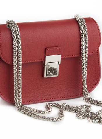 CAMILA CANABAL Mia Crossbody Belt Bag Leather