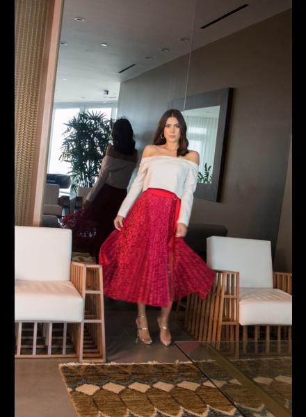 Liu.Jo Rosario Long Skirt Size S
