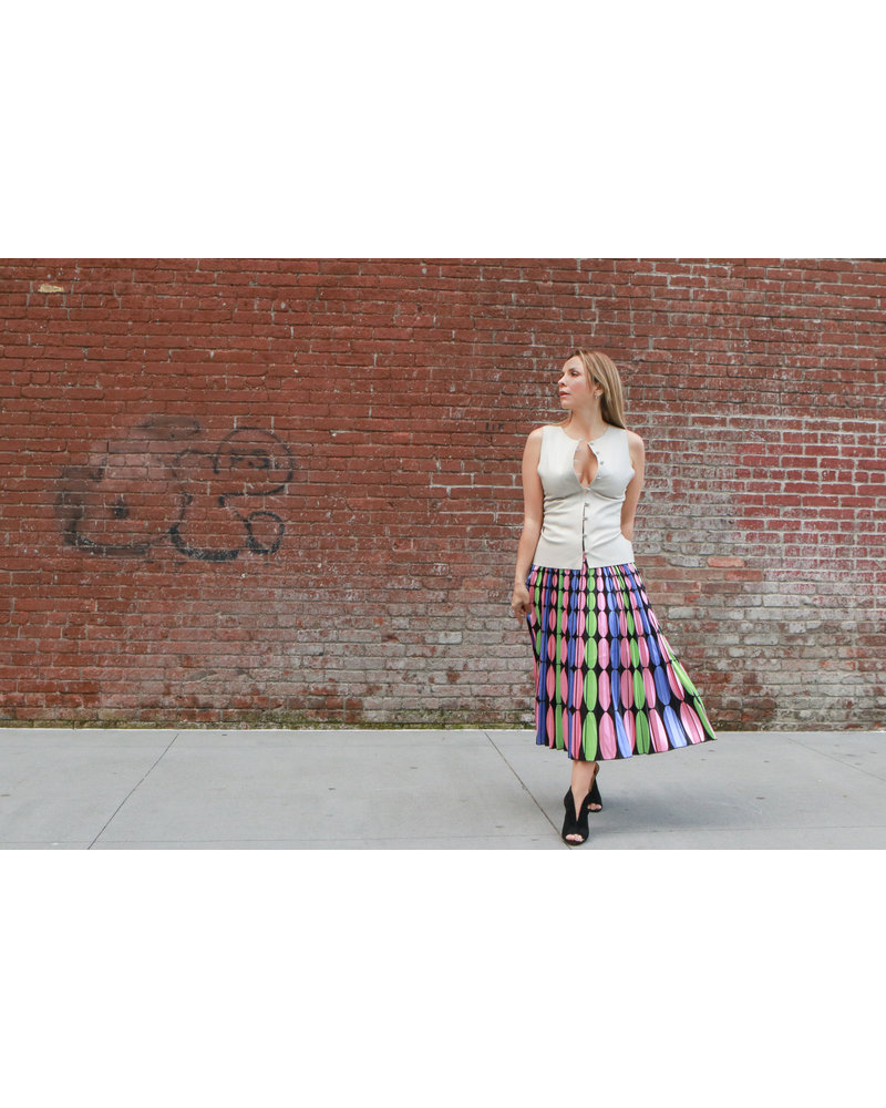 Circoloco Long Skirt