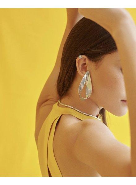 Aysha Bilgrami Ling Silver Earrings