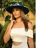 Margarita Diaz del Castillo Ave Hat - 100% Sheeps Wool