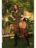 Amodo Mio A Mi Manera Green Vest Size S