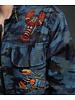 Amodo Mio Lobster Blue Cargo Jacket Size S