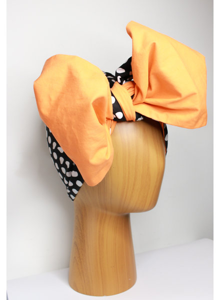 Miss Balanta Amina Silk Turban