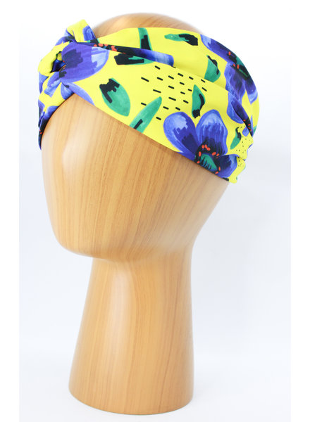 Miss Balanta Lara Silk Floral Headbands