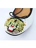 Vida Leather Luxury Tiger Ballerina Flats 7