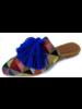 Vida Leather Triangle carnival shoes