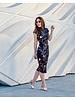 Nuvula Black Short Sleeve Dress