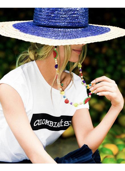 Margarita Diaz del Castillo Orilla Hat - 100% Palma