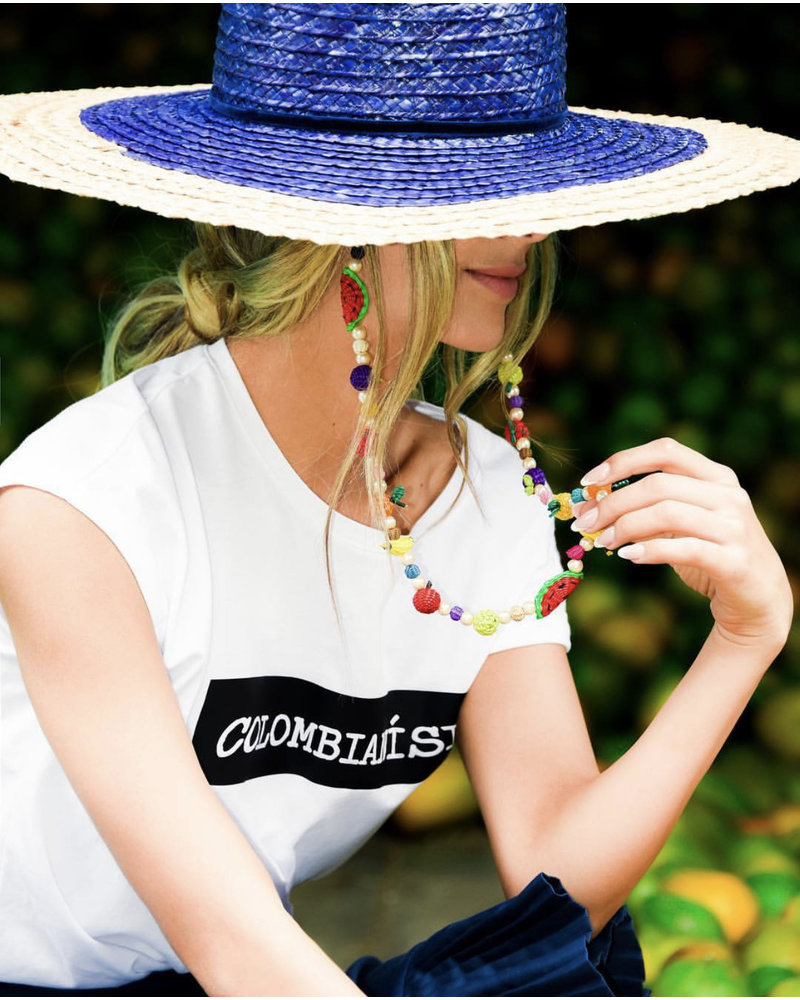 Margarita Diaz del Castillo HAT - Orilla 100% Palma
