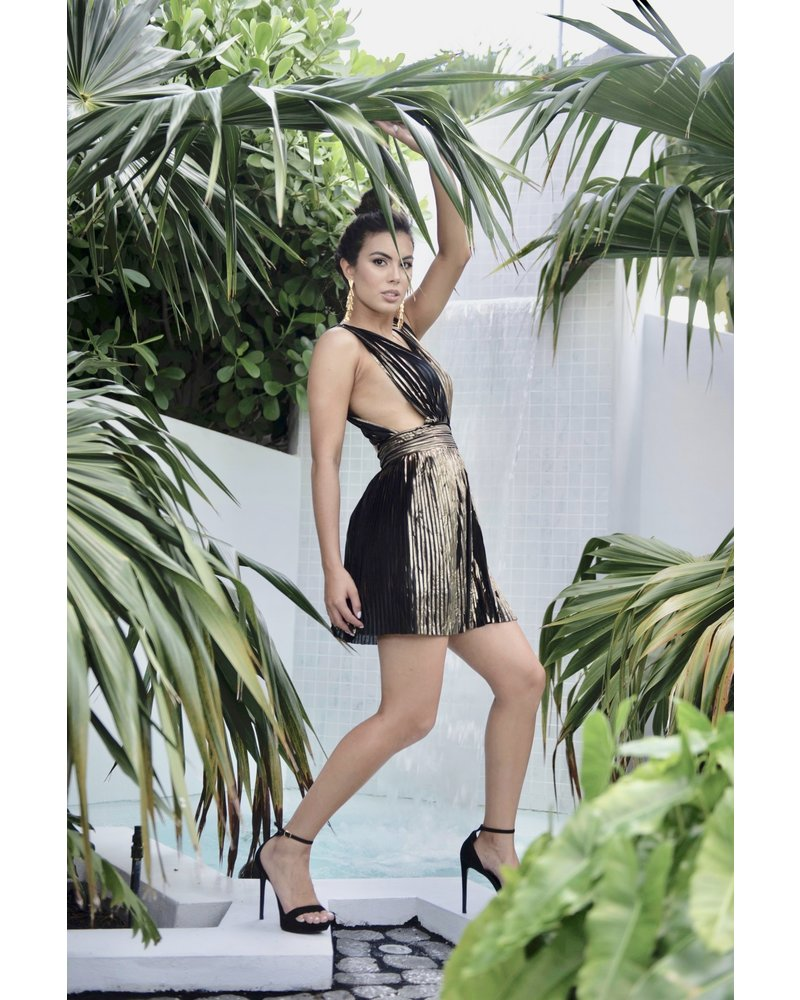 La Tucha DRESS - Amazonica - Size M