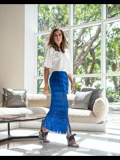 Palma Canaria Palma Handmade Silk Macrame Skirt