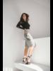 Suki Cohen Wild Sleeves black body Size S