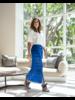 Palma Canaria SKIRT - Paloma Hadmade Macrame Blue - Size S/M