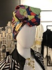 Miss Balanta HEADWEAR - Colorful Print Miss Balanta Turban