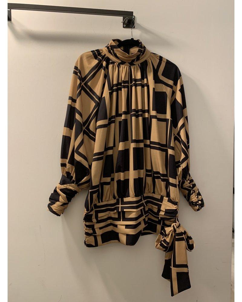 Beulah DRESS - Sixty Gold