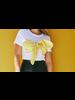 Emerging Designers Knot Mellow Yellow T-Shirt