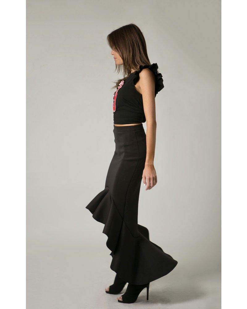 Emerging Designers T-SHIRT - Nina Nine Applique