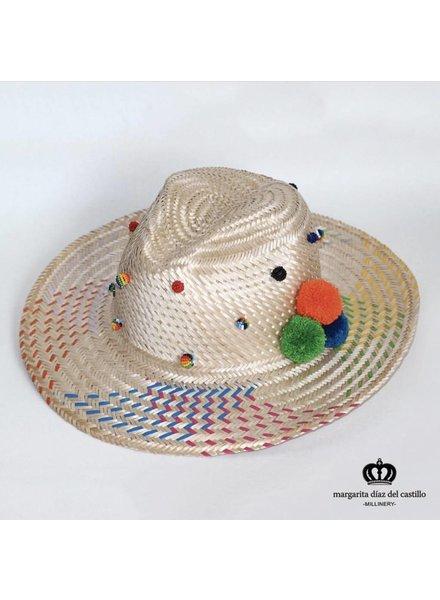 Margarita Diaz del Castillo Iris Adjustable Hat