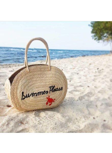 Palma Canaria Summer Please Handmade Handbag