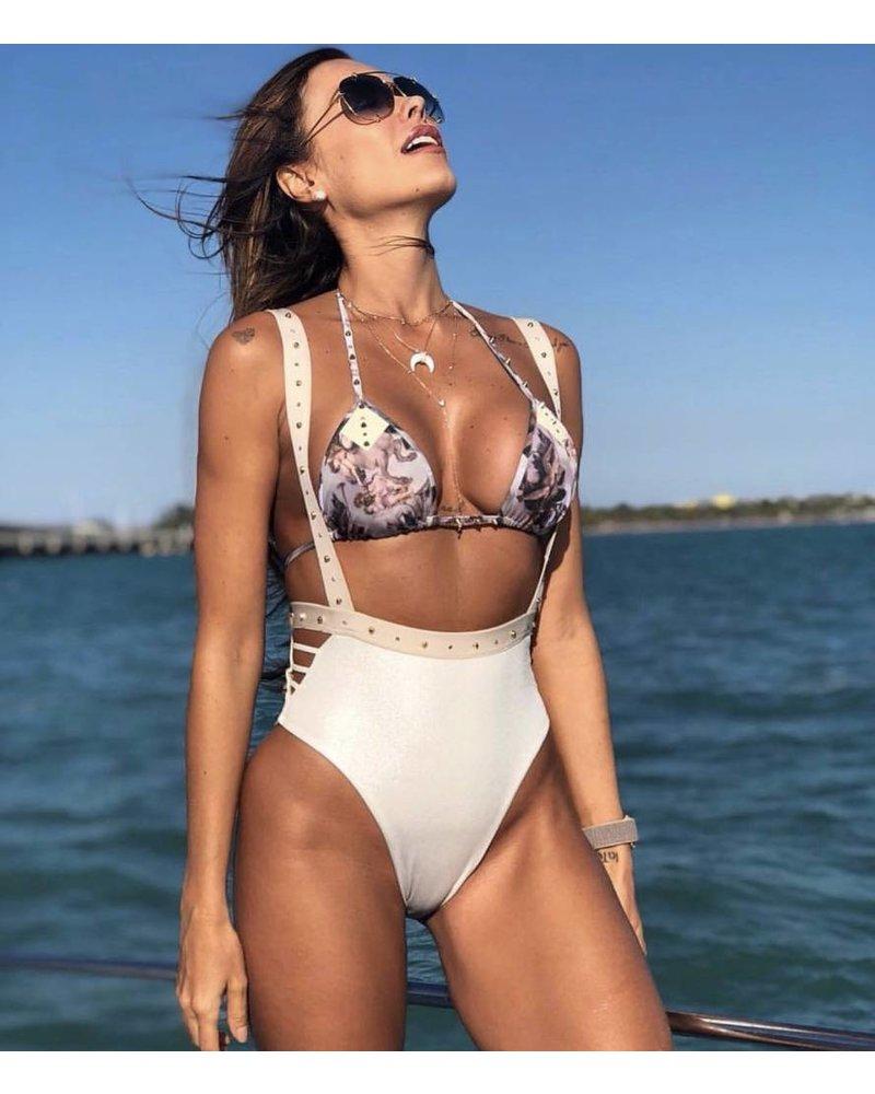 La Tucha Hayyoth Overall Swim Suit