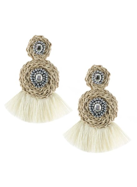 Tantra Tati Fringe Earrings