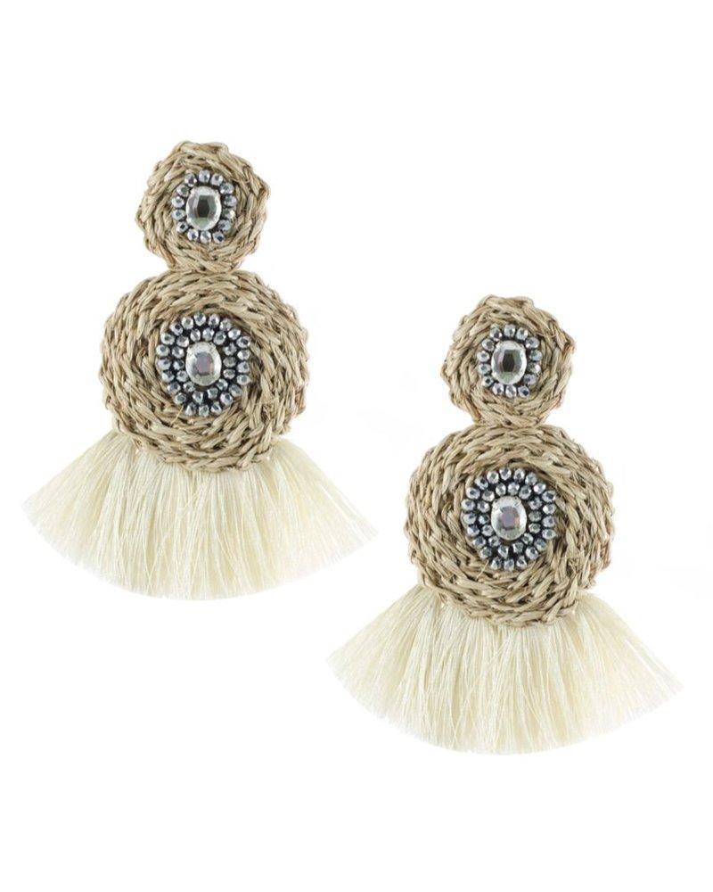 Tantra Tati Fringe Earrings