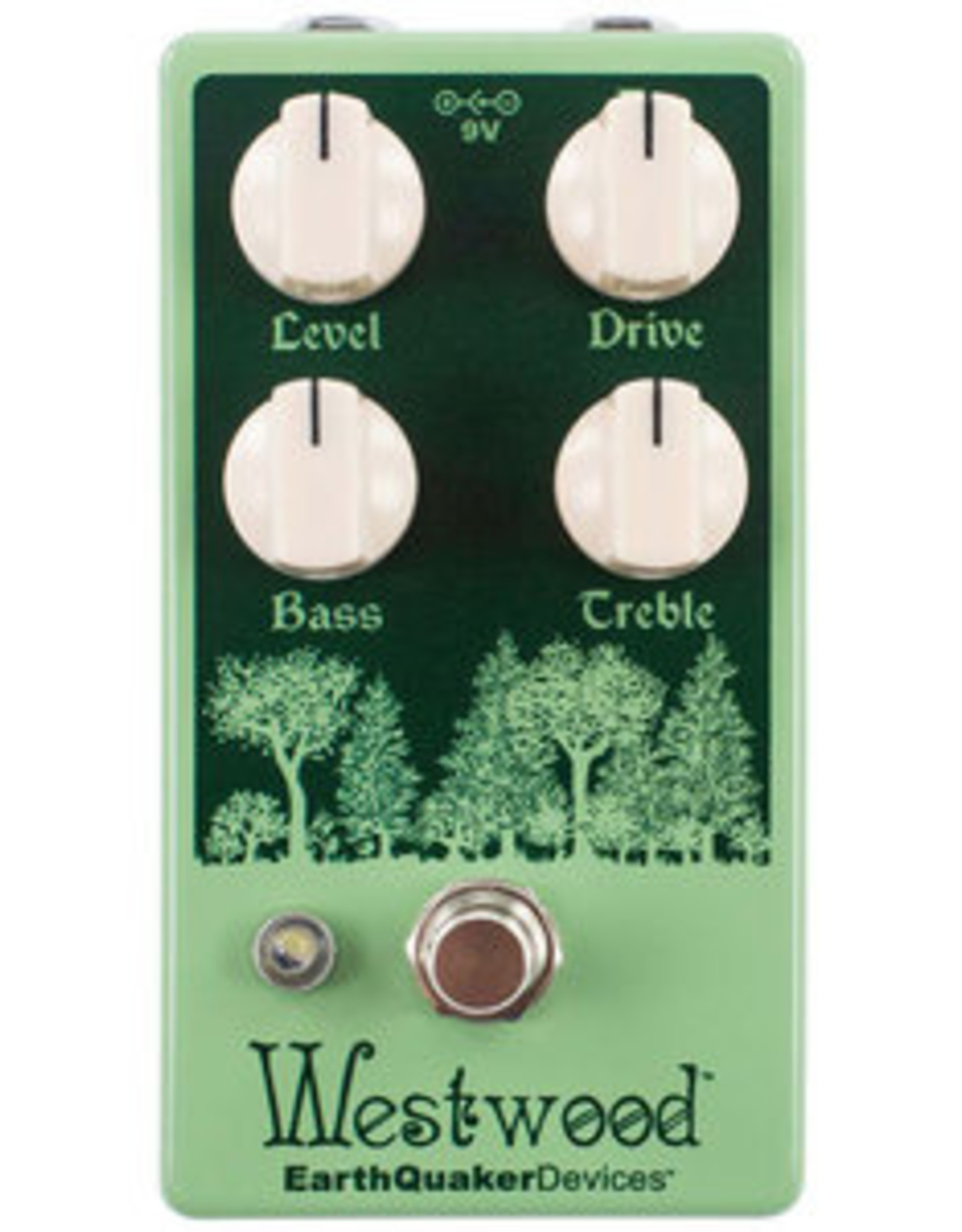 EarthQuaker Devices EarthQuaker Westwood Overdrive