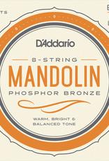 D'Addario D'Addario 3-PACK MANDOLIN PHOS BRZ MED 11-40