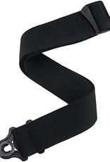 D'Addario D'Addario Auto Lock Guitar Strap, Skater Black