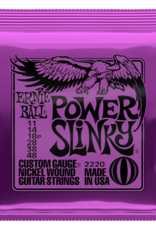 Ernie Ball Ernie Ball 11-48 Power Slinky Nickel Wound Electric Guitar Strings