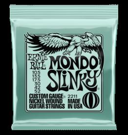 Ernie Ball Mondo Slinky Nickel Wound Strings, 10.5-52