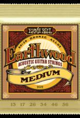 Ernie Ball Ernie Ball Earthwood 13-56 Medium 80/20 Bronze Acoustic Guitar Strings